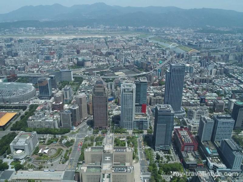 台北101室内展望台(89階)