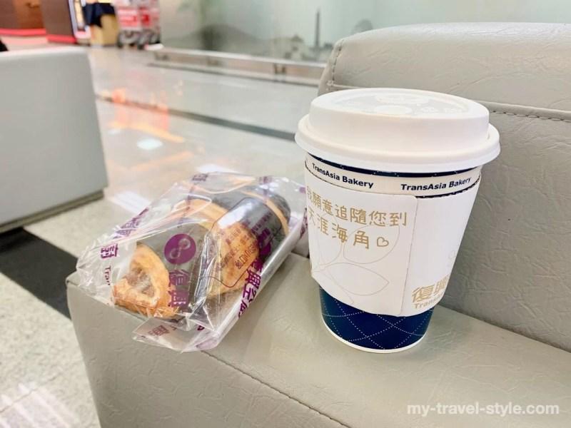 台北松山の朝食パン