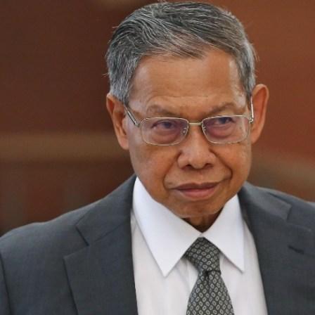 Dato Seri Mustapha Mohamad