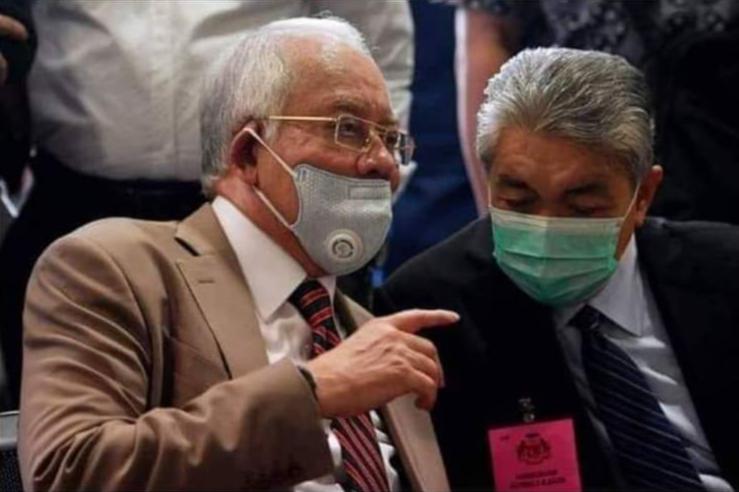 Najib & Zahid