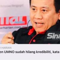 SUA Menteri Jadi 'Khadam' Konspirator Rosakkan Umno?