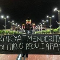 Rakyat Tolak Perdana Menteri Perutusan