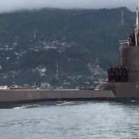 Kapal Selam TNI Putus Hubungan, 53 Kru Hilang