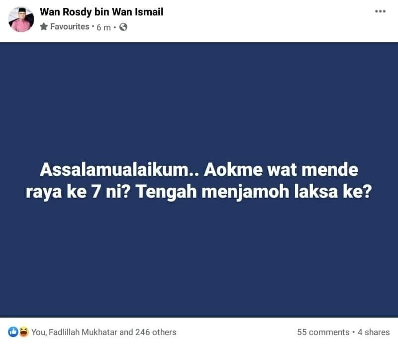 Wan Rosdy