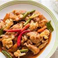 Resepi Ayam Paprik 'Original' Thailand