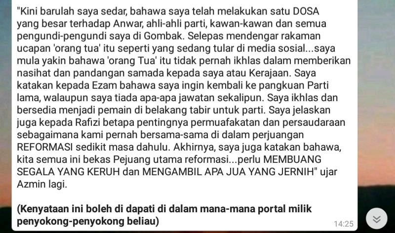 Whatsapp Berantai