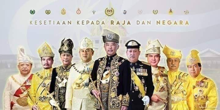HRH AGONG & Brother Rulers