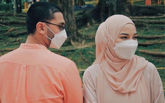 Neelofa & Suami