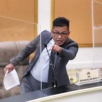 Sah!!! Yb Beliau bukan calon Pakatan Harapan PRN Melaka