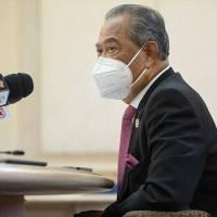 Presiden PPBM buat lawak PRN Melaka, mahu berbaik dengan semua