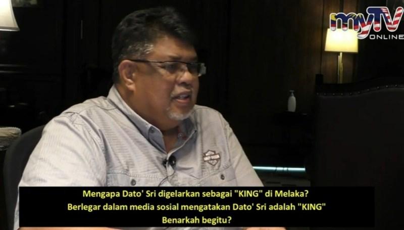Dato Sri Abd Rauf Yusoh