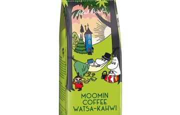 ムーミンおなかコーヒー