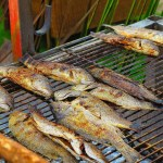 魚焼きグリルのサビ落とし方法!洗い忘れて汚い焦げも面倒なし放置でピカピカに!