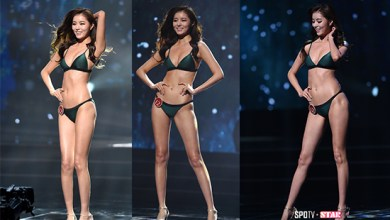 Photo of Kim Jin-sol dazzling bikini body