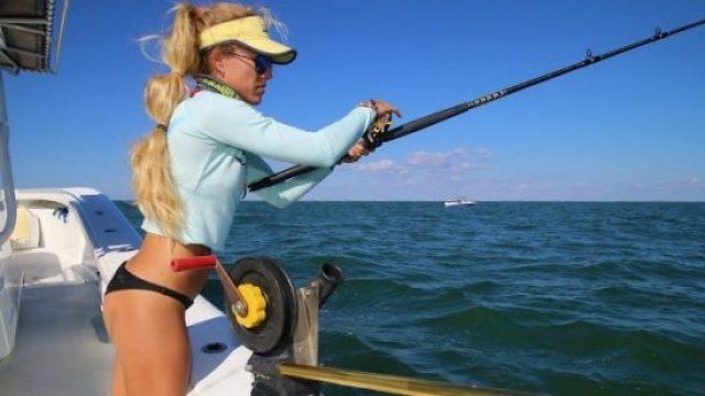 釣竿の調子