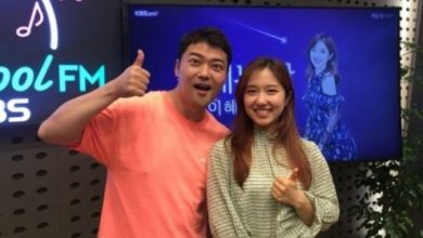 Photo of Jun Hyun-Moo yihyeseong announcer devotees