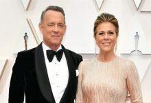 Photo of Tom Hanks, Rita Wilson, positive for coronavirus