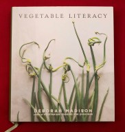 PHOTO: Book cover of Vegetable Literacy.