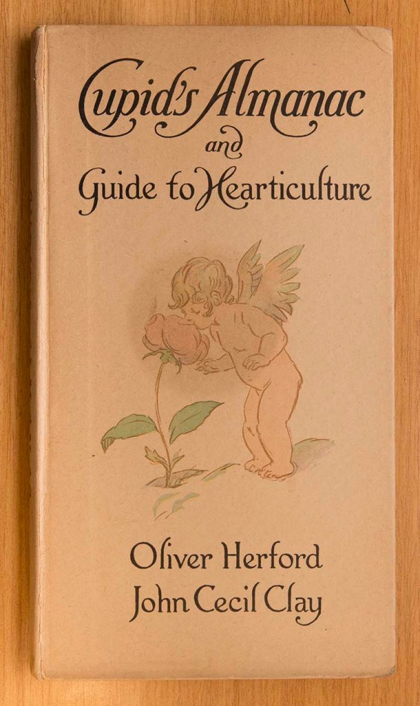 PHOTO: Cupid's Almanac and Guide to Hearticulture bookcover.