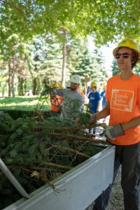 Forest Preserves Conservation Corps
