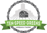 LOGO: Ten-Speed Greens