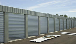 Parker Commercial Garage Doors