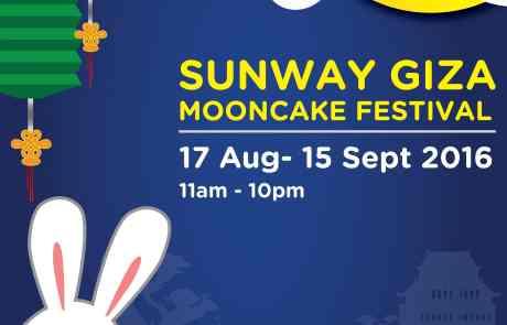 Mooncake Festival Sunway Giza 2016