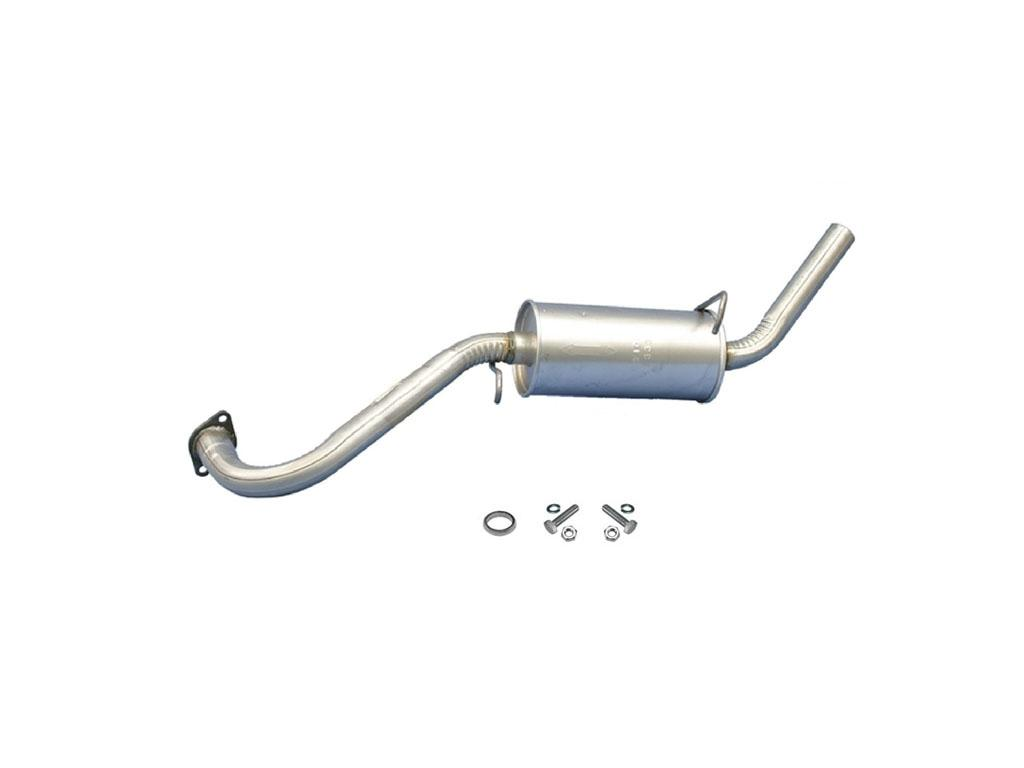 Pathfinder Qx4 Rear Exhaust Muffler With Gasket