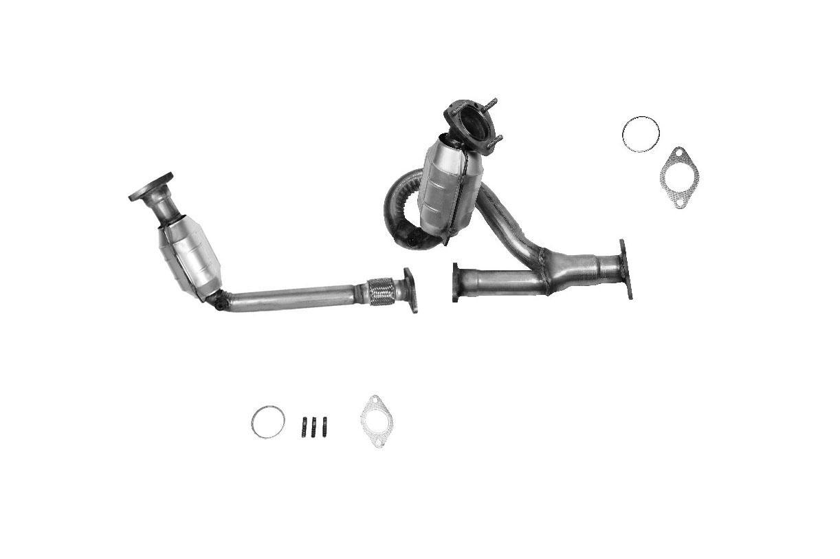 Aura Xr Pont G6 3 6l Front Amp Rear Converter Amp Gaskets