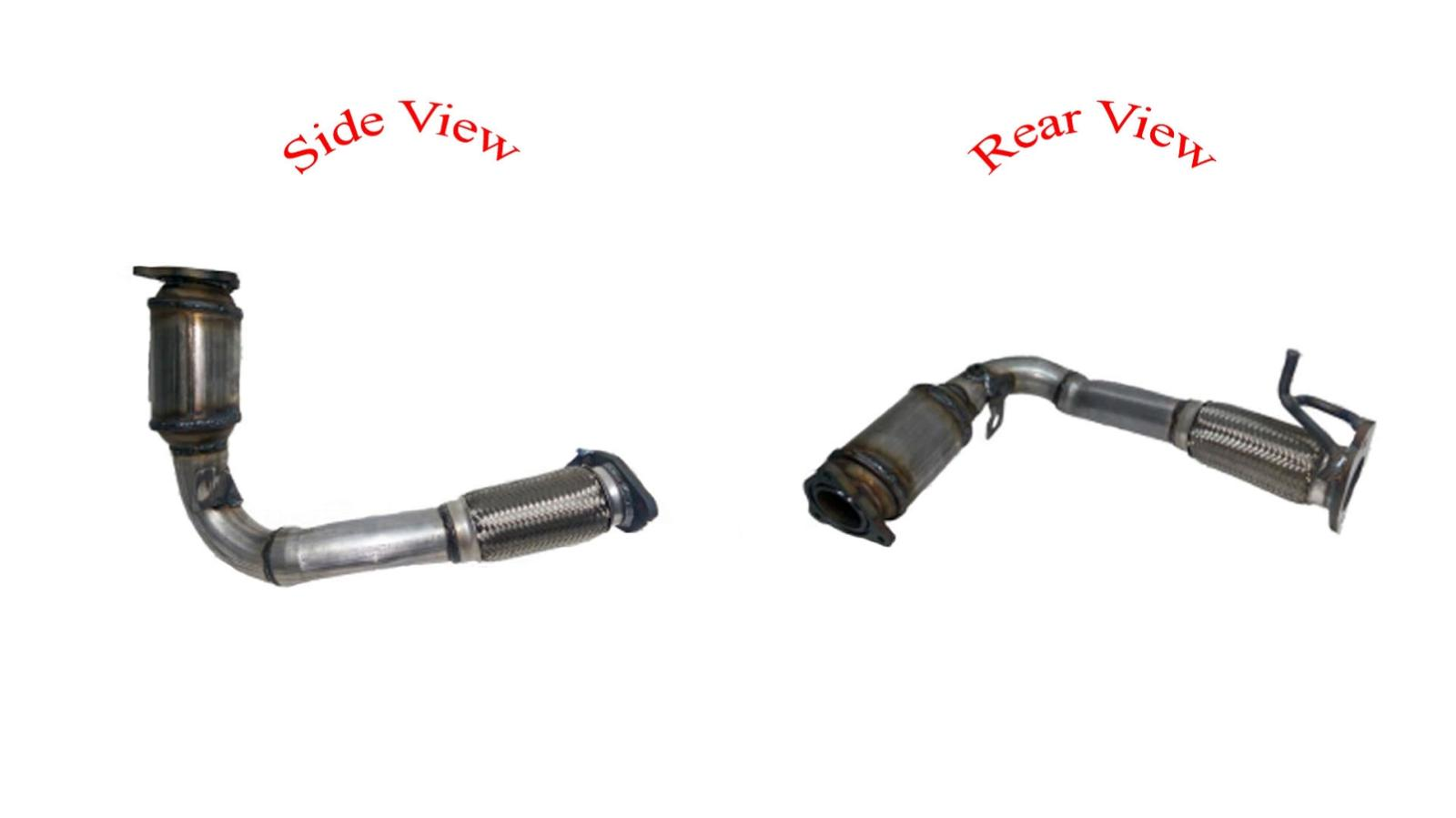 04 Chevy Trailblazer Catalytic Converter