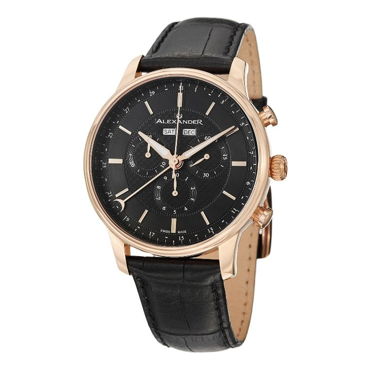 Alexander A101 04 Statesman Chieftain Swiss Chronograph