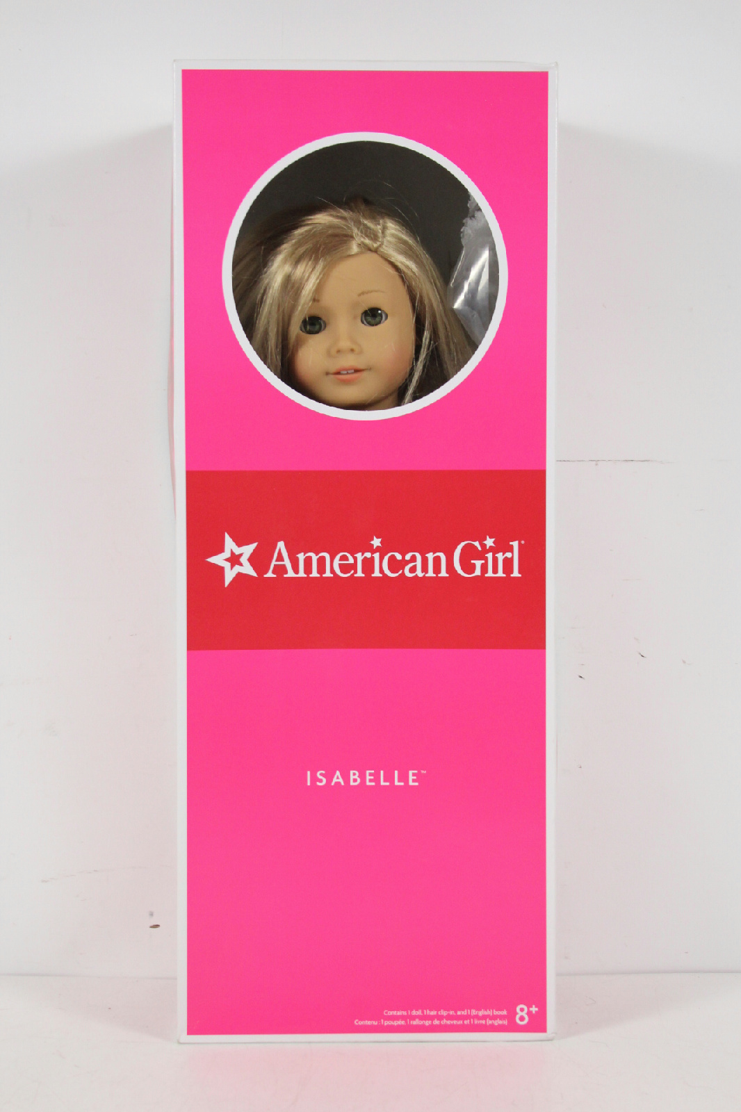 American Girl Doll Isabelle Box Included
