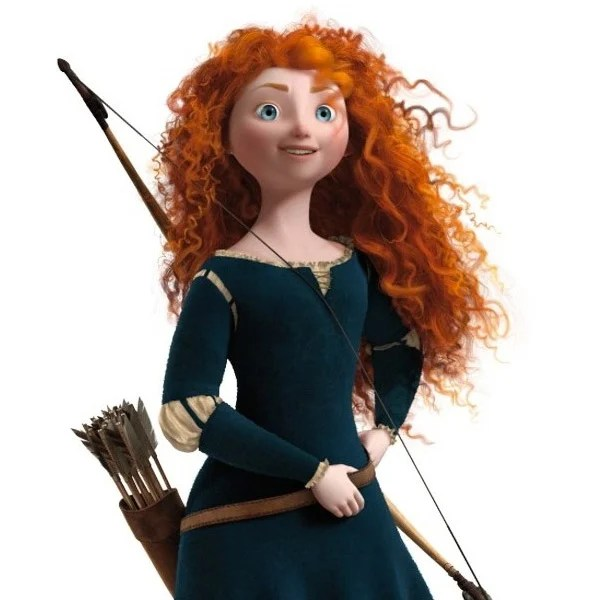 What Disney Princess Merida Says About Your Energy Type and Personality