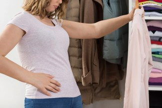 How to dress to make yourself look thinner