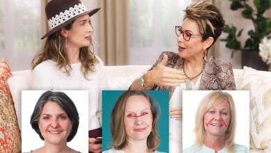 Carol Tuttle teaches how to Face Profile