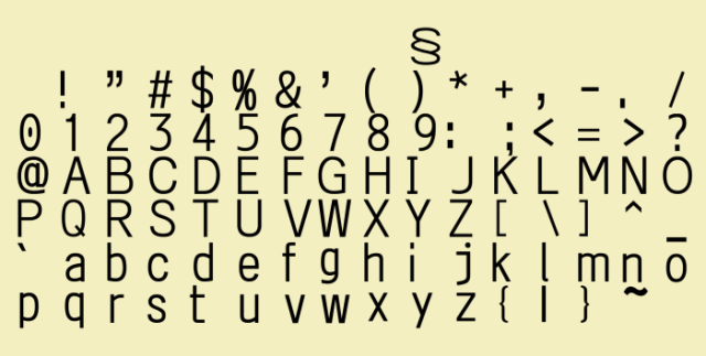 Download Thin Font Texture Pack - Mcaddon