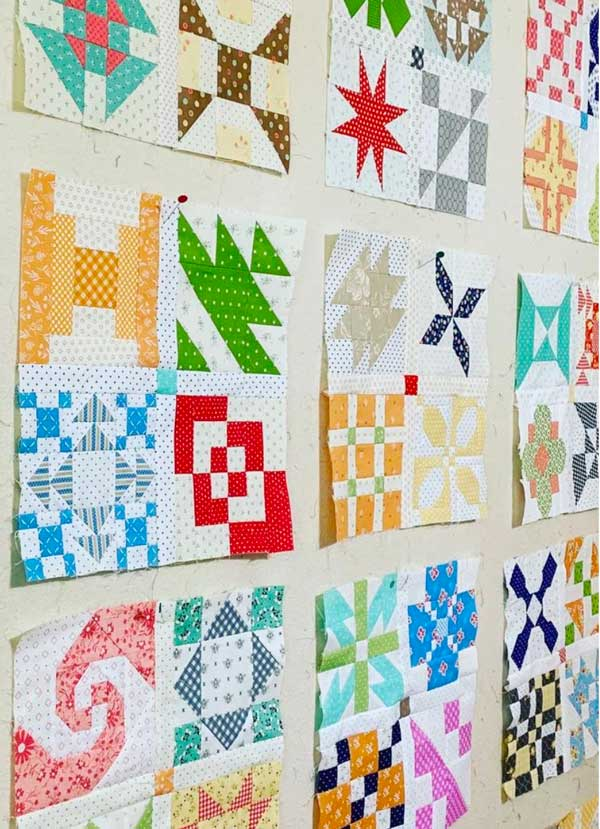 CT Susan Ache SS Blocks Design Wall