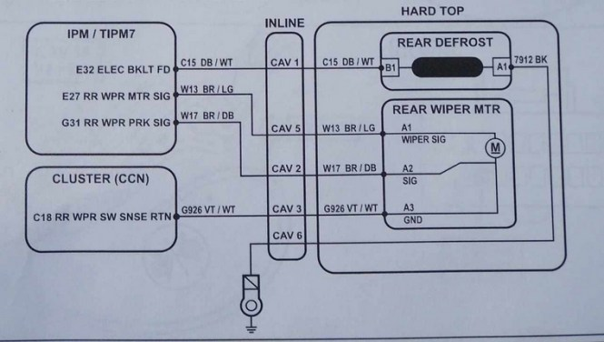 jeep wrangler jk wiring diagram the wiring 2007 jeep patriot stereo wiring diagram 36 2009