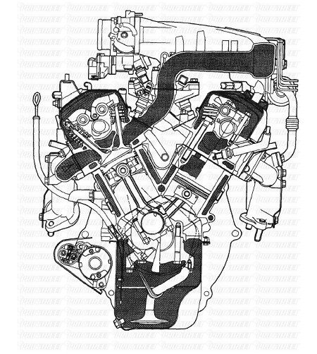 Diagram Mitsubishi Vr4 Engine Block Diagram