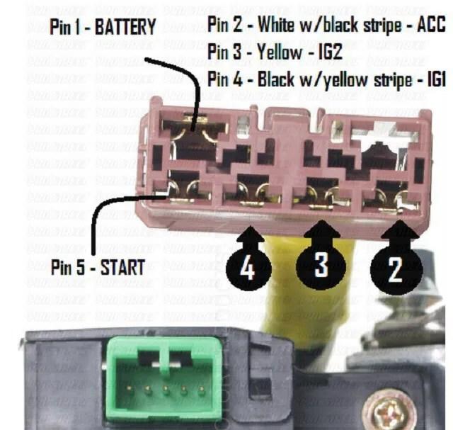 honda accord ignition switch wiring diagram  wiring diagram