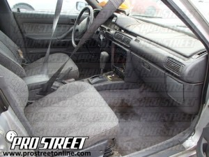 How To Toyota Camry Stereo Wiring Diagram  My Pro Street