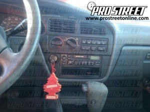 How To Toyota Camry Stereo Wiring Diagram  My Pro Street