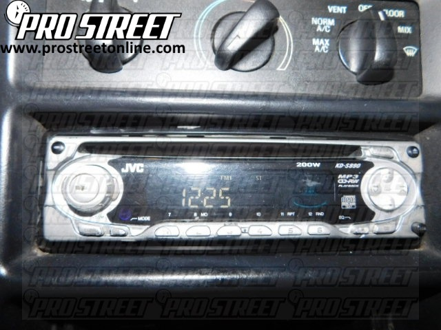 Radio Wiring Diagram 1999 Ford Expedition