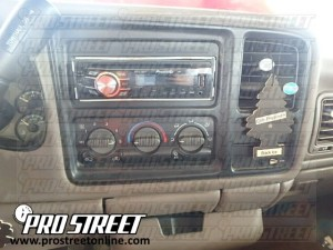 How To Chevy Silverado Stereo Wiring Diagram