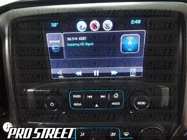 how to chevy silverado stereo wiring diagram