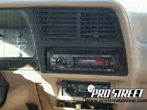how to ford ranger stereo wiring diagram - my pro street picture of 1993 ford ranger stx fuse box 1993 ford ranger speaker wiring