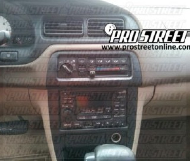 Well 1998 Nissan Altima Stereo Wiring Diagram
