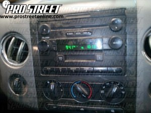 How To Ford F150 Stereo Wiring Diagram  My Pro Street
