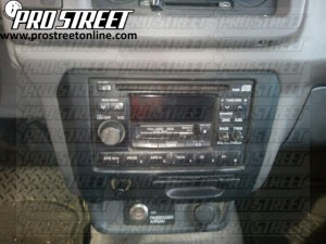 How To Nissan Frontier Stereo Wiring Diagram  My Pro Street