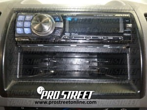 How To Nissan Frontier Stereo Wiring Diagram  My Pro Street